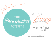 The Photographer Within